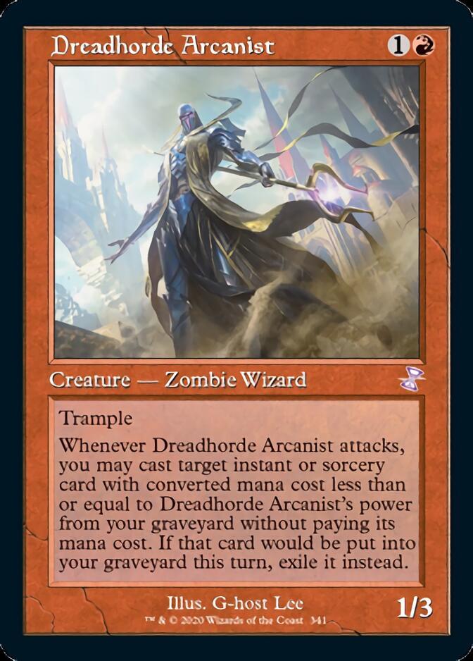 Dreadhorde Arcanist <timeshifted> [TSR]