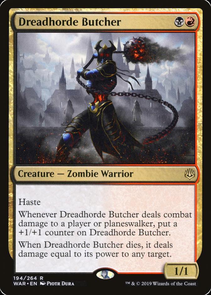 Dreadhorde Butcher [WAR]