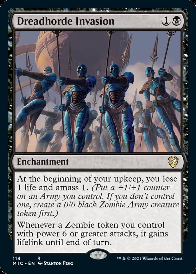 Dreadhorde Invasion [MIC]