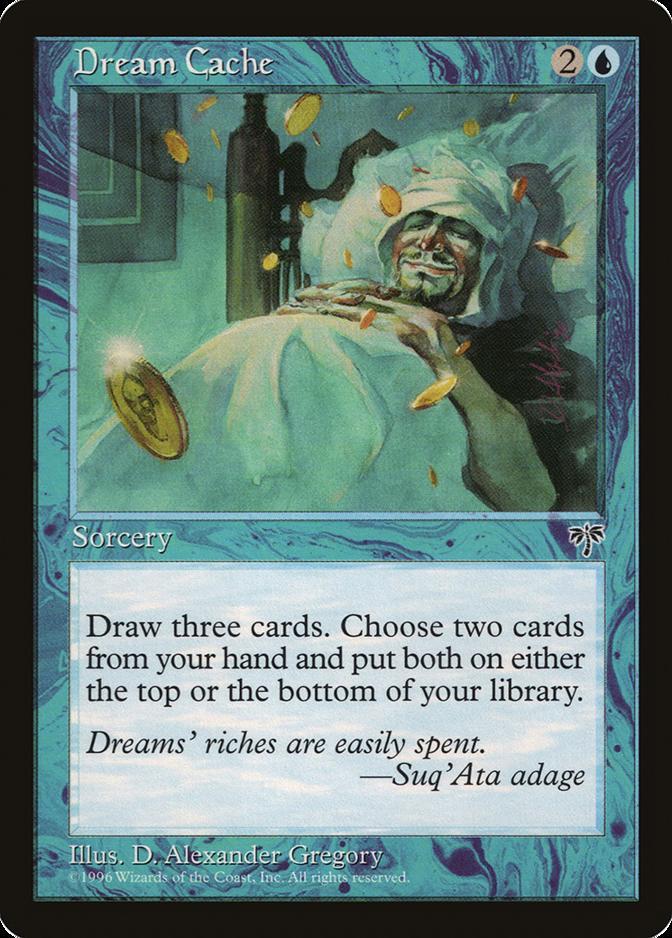 Dream Cache [MI]