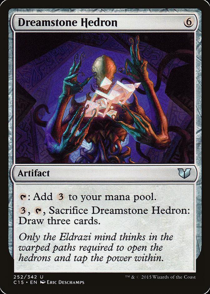 Dreamstone Hedron [C15]