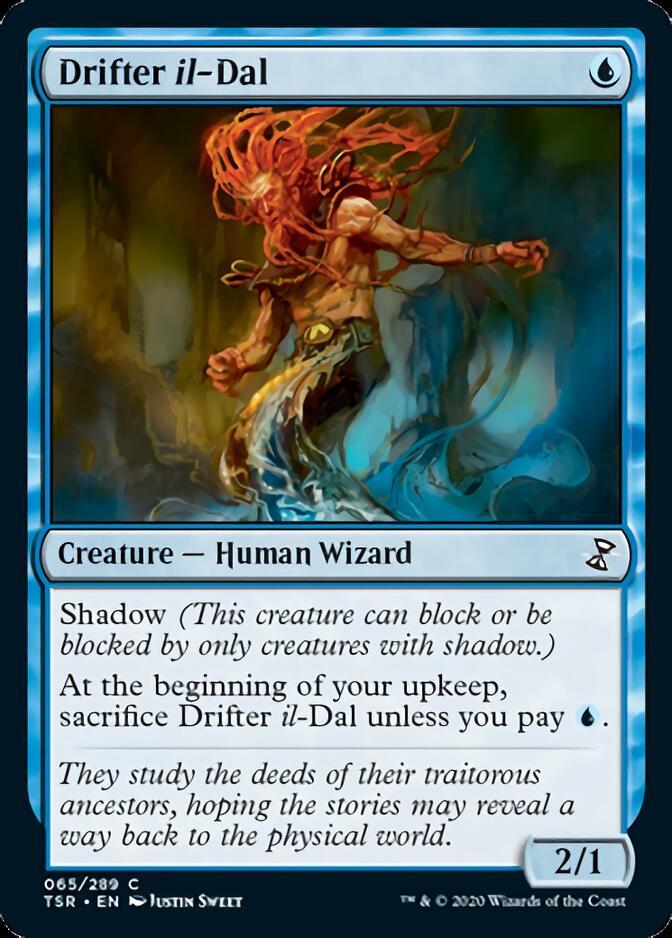 Drifter il-Dal [TSR]
