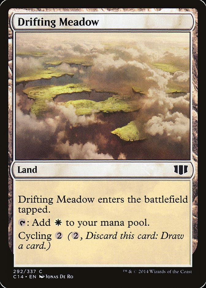 Drifting Meadow [C14]