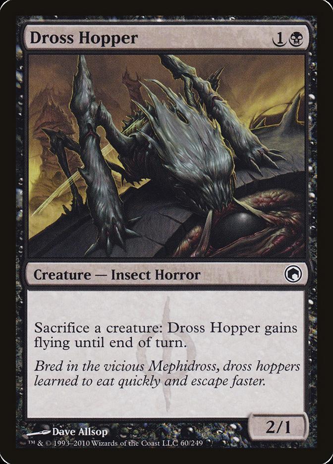 Dross Hopper [SOM]
