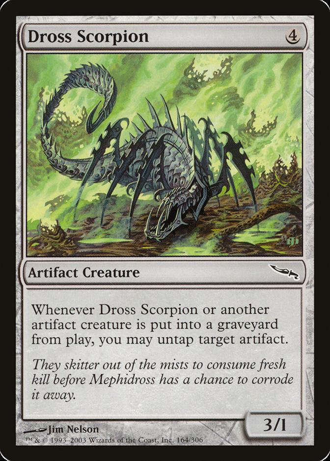 Dross Scorpion [MRD]