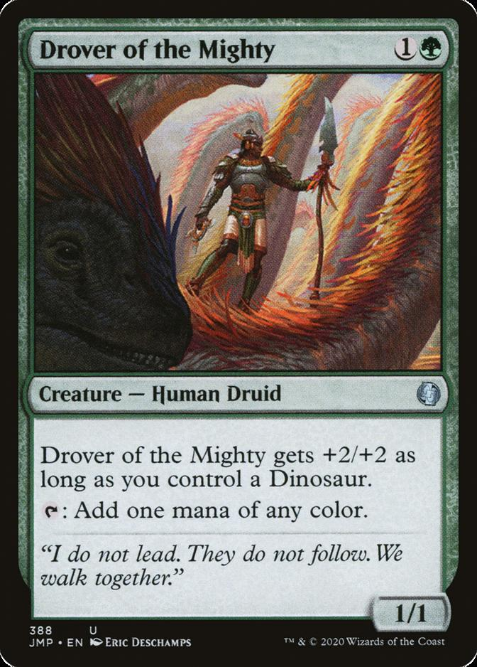 Drover of the Mighty [JMP]