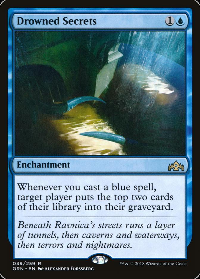 Drowned Secrets [GRN]