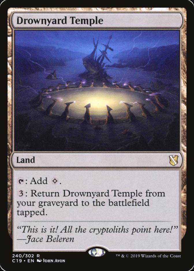 Drownyard Temple [C19]
