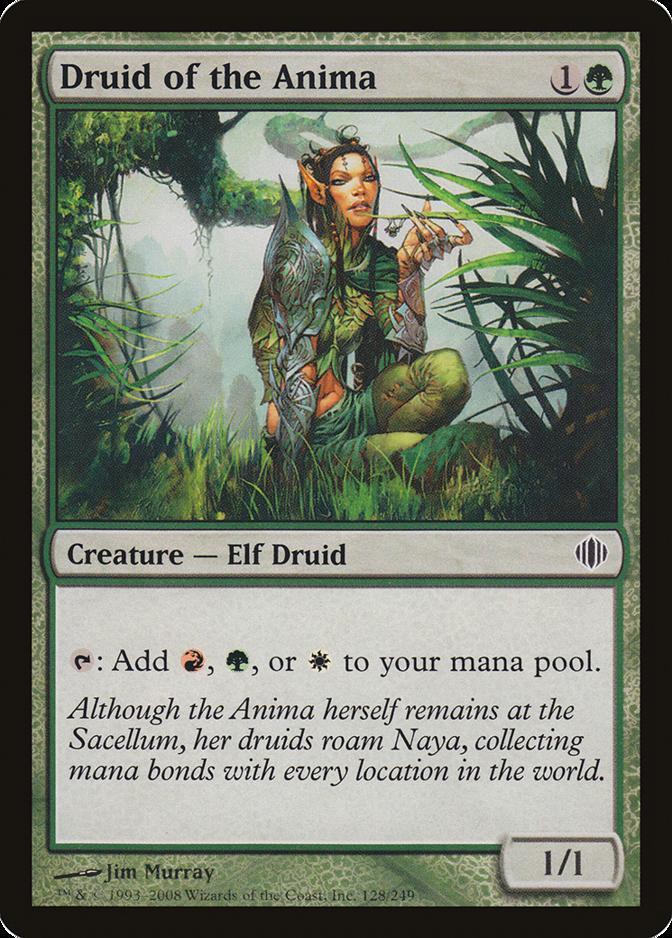 Druid of the Anima [ALA]