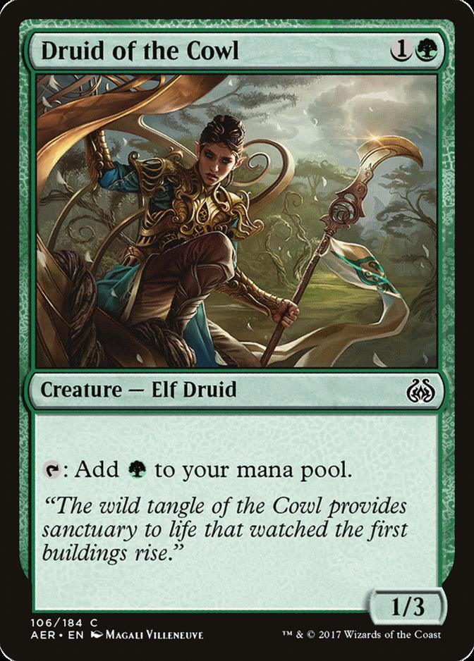 Druid of the Cowl [AER]