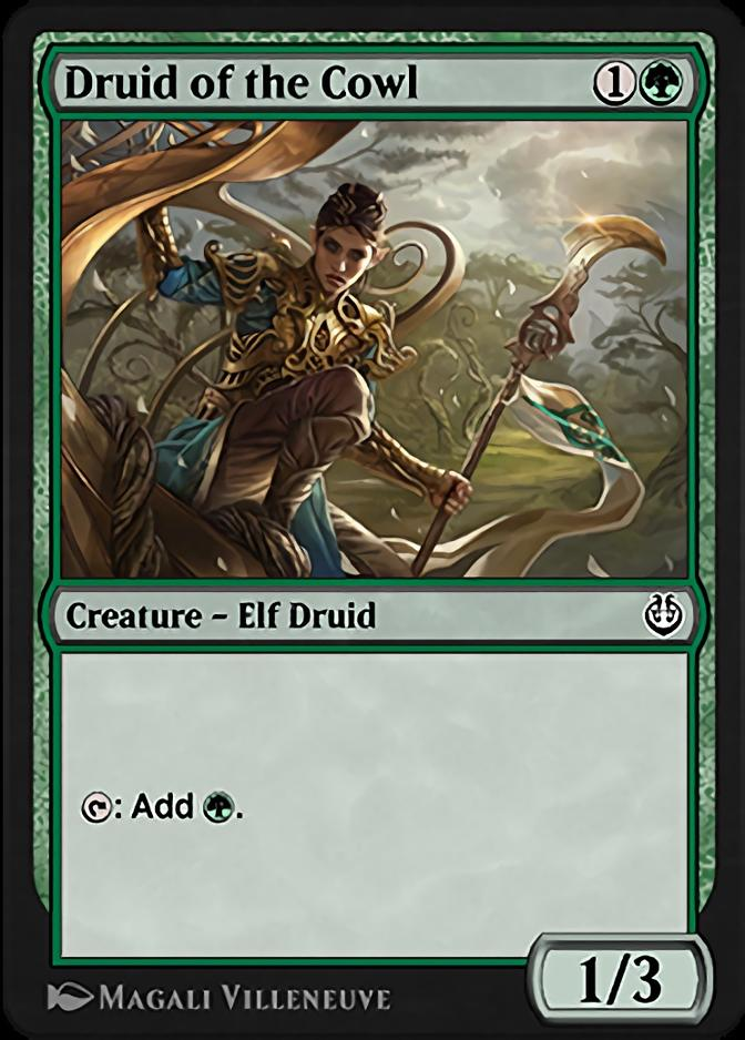 Druid of the Cowl [KLR]