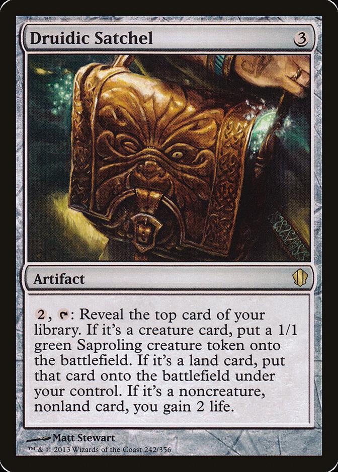 Druidic Satchel [C13]