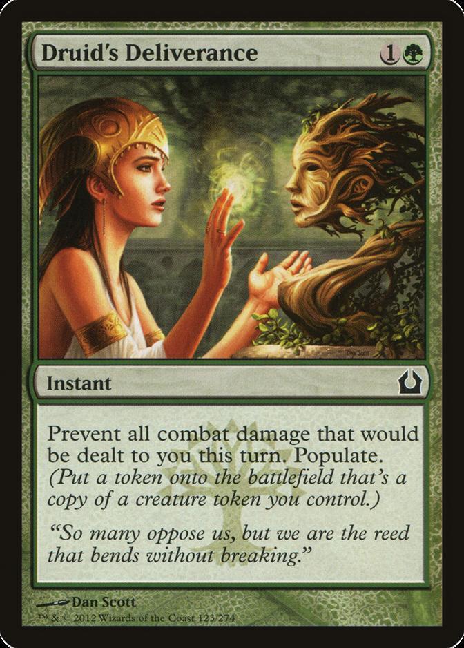 Druid's Deliverance [RTR]