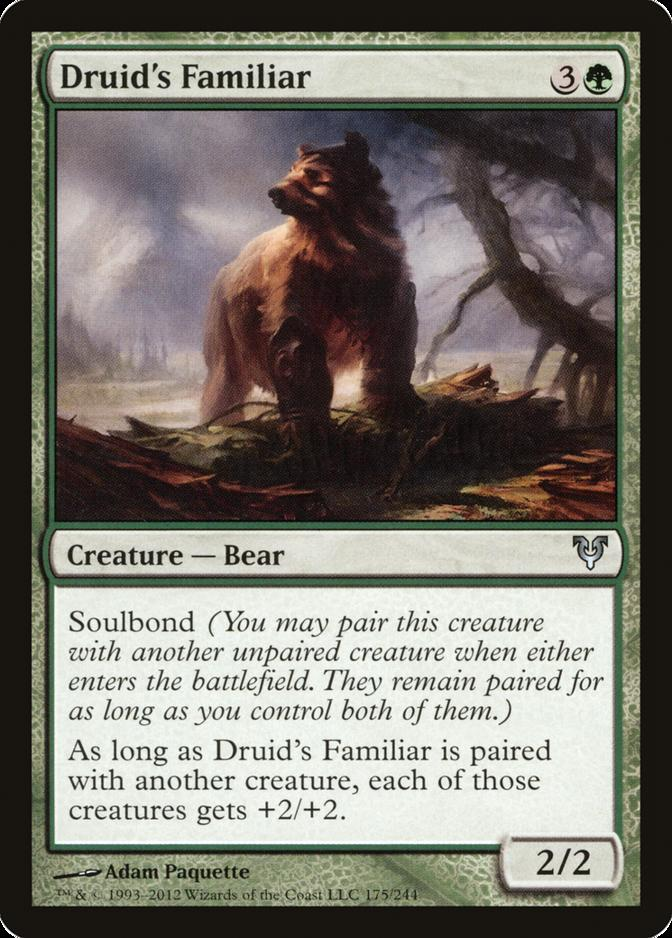Druid's Familiar [AVR]