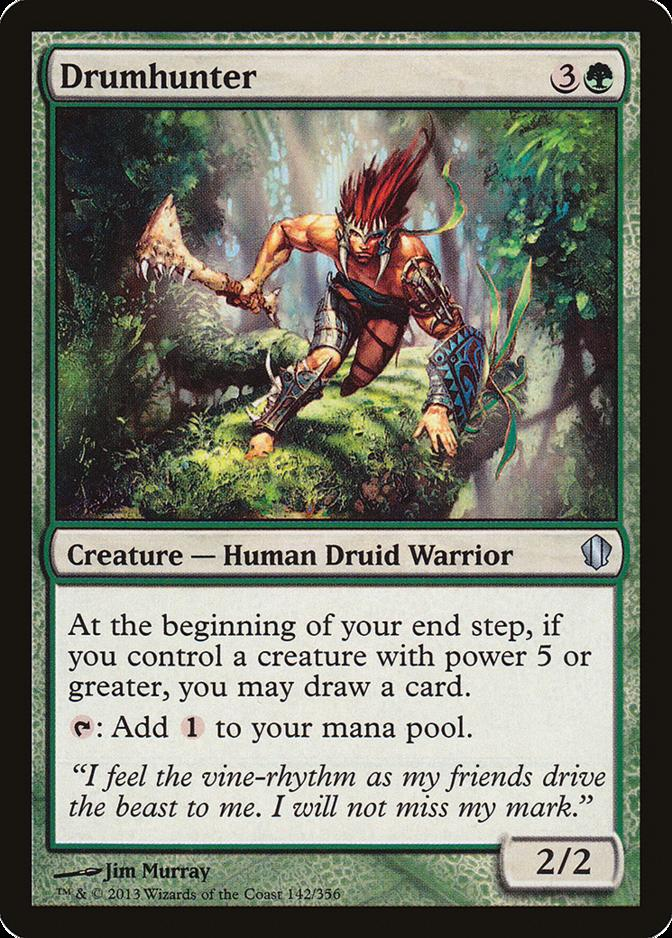 Drumhunter [C13]