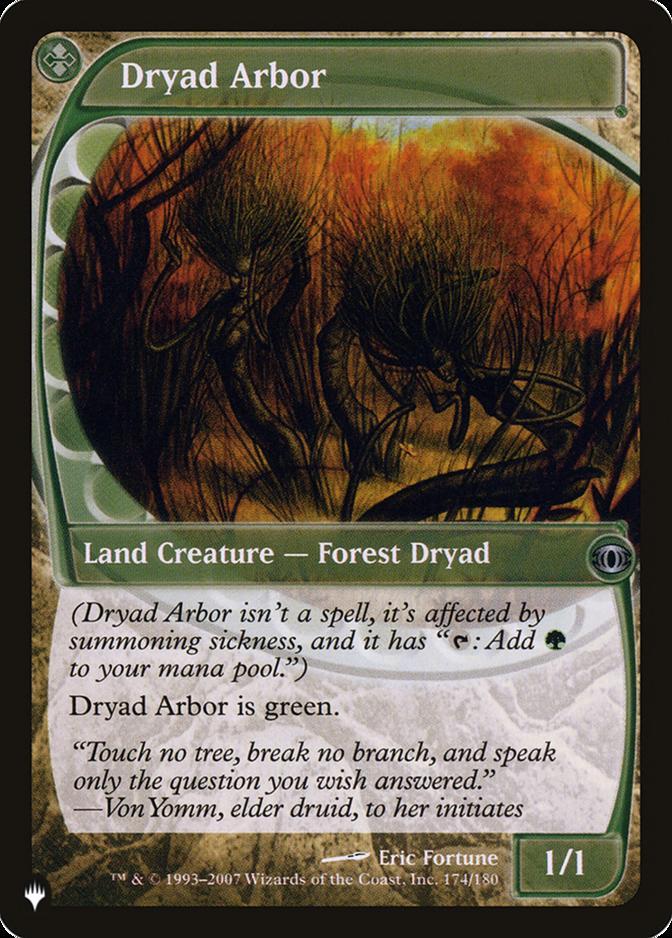 Dryad Arbor [PLIST]
