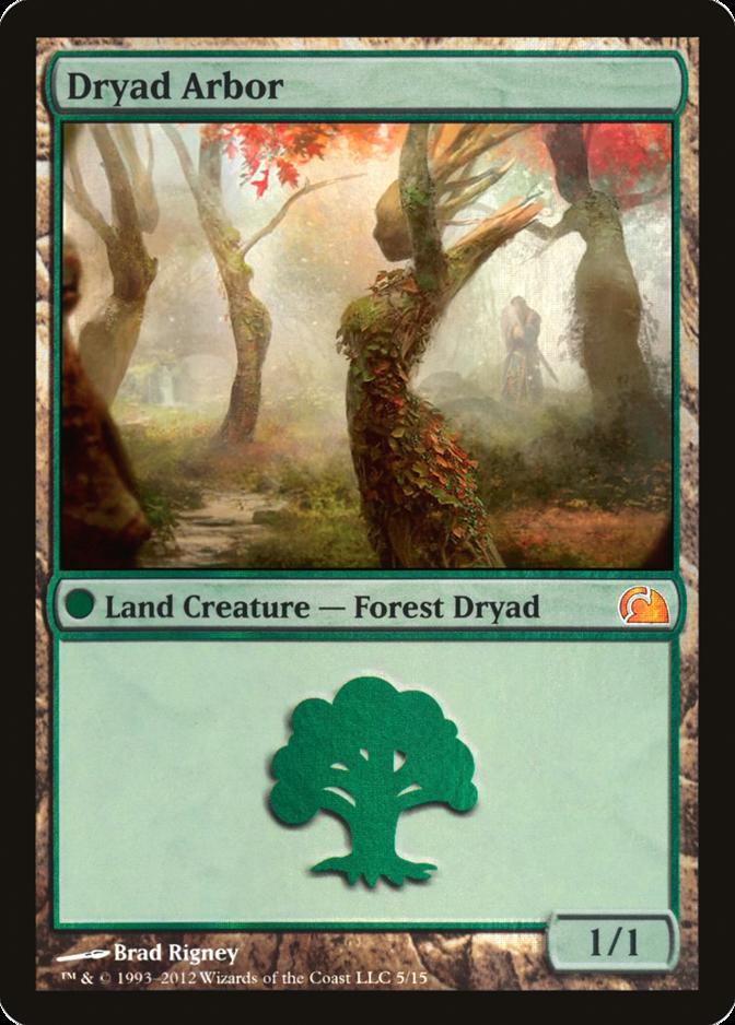 Dryad Arbor [V12] (F)