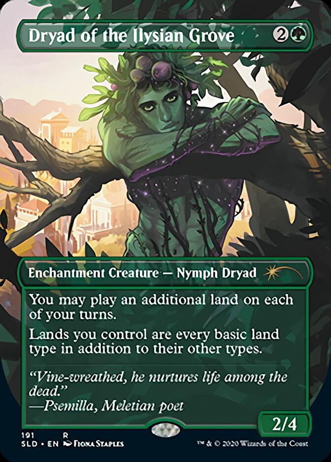 Dryad of the Ilysian Grove [SLD]