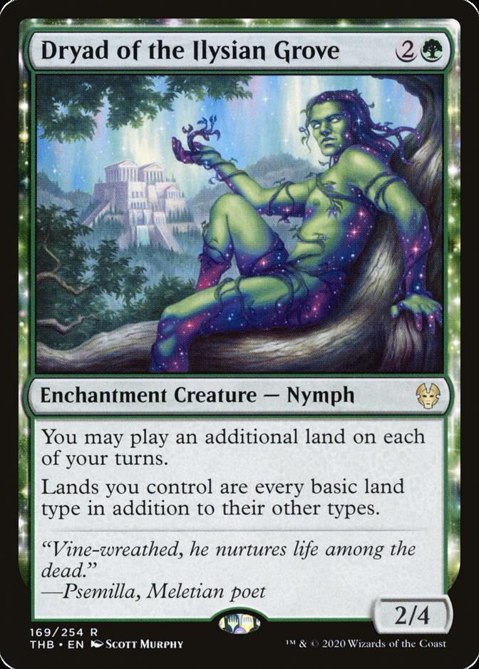 Dryad of the Ilysian Grove [THB] (F)