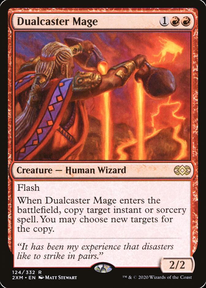 Dualcaster Mage [2XM]