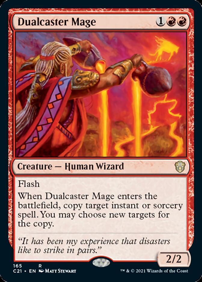 Dualcaster Mage [C21]