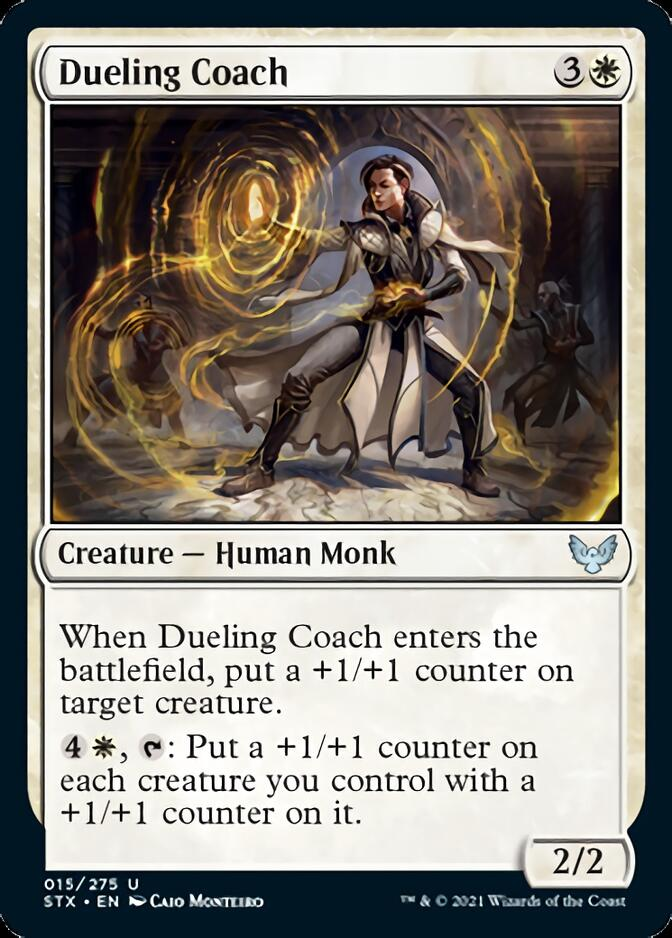 Dueling Coach [STX]