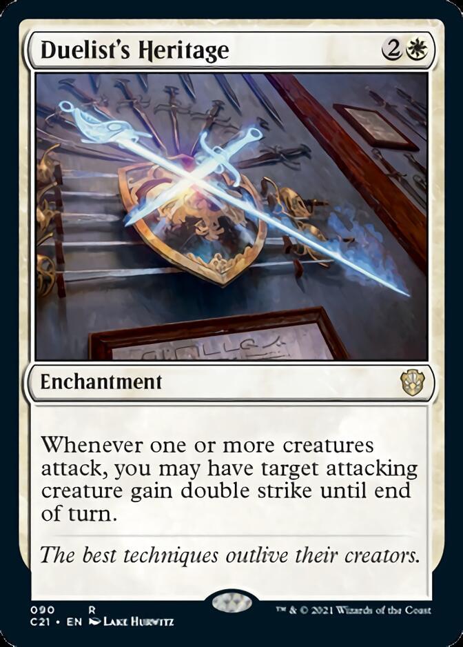 Duelist's Heritage [C21]