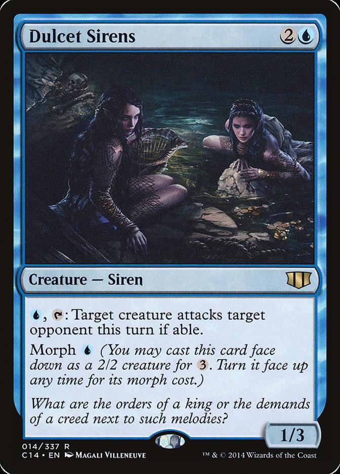 Dulcet Sirens [C14]