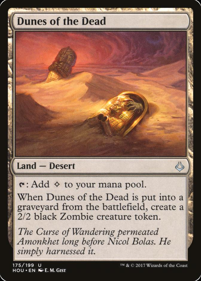 Dunes of the Dead [HOU]