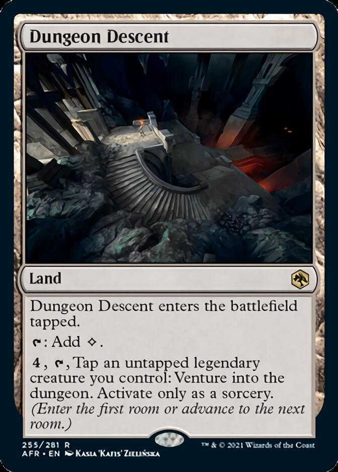 Dungeon Descent [AFR]