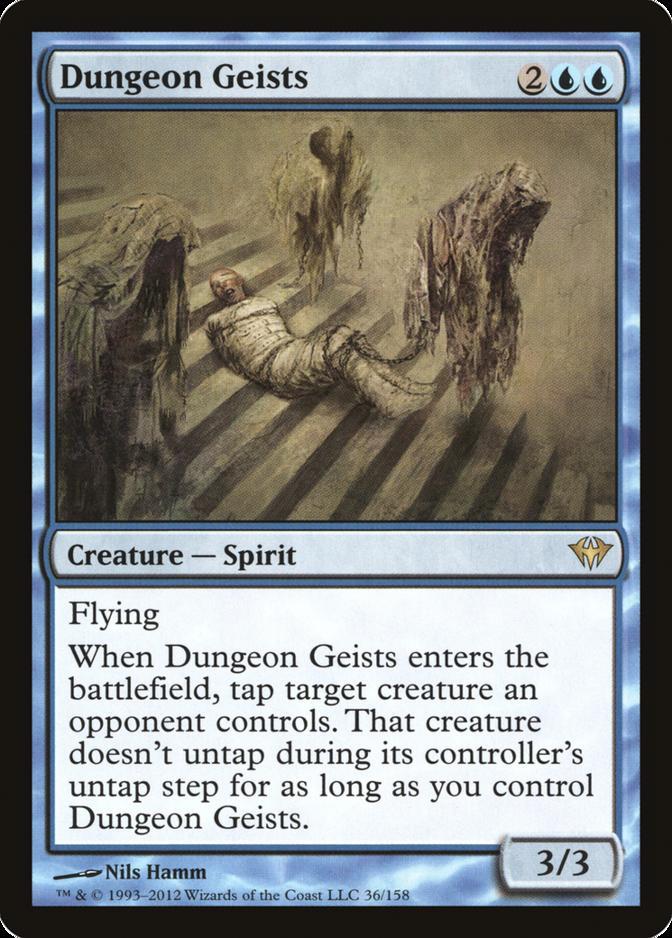 Dungeon Geists [DKA]