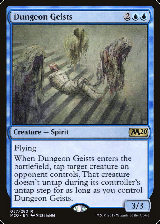 Dungeon Geists [M20]