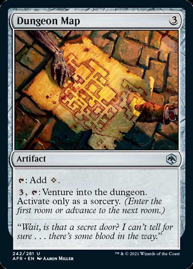 Dungeon Map [AFR]