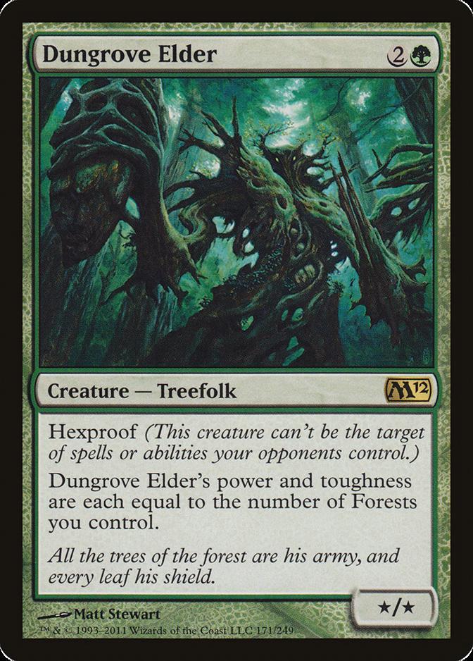 Dungrove Elder [M12]
