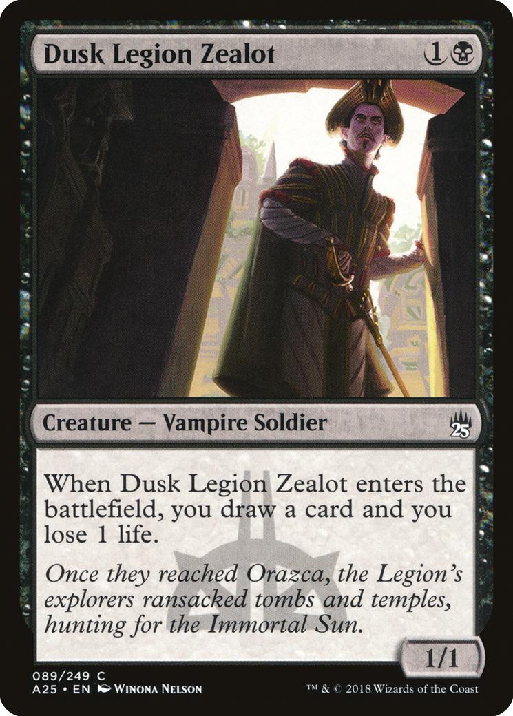 Dusk Legion Zealot [A25]