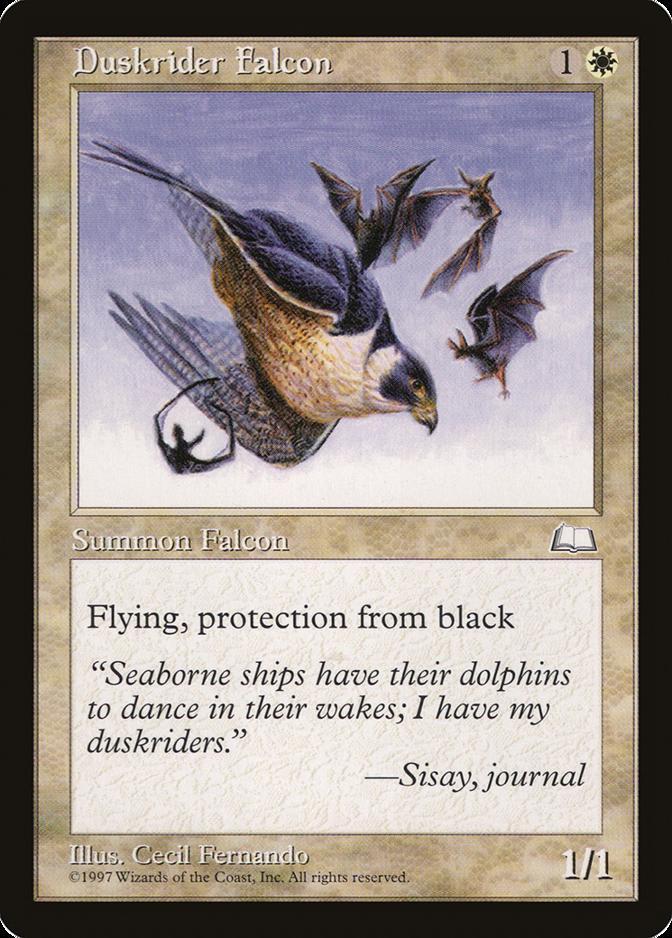 Duskrider Falcon [WL]