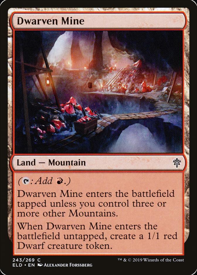 Dwarven Mine [ELD]