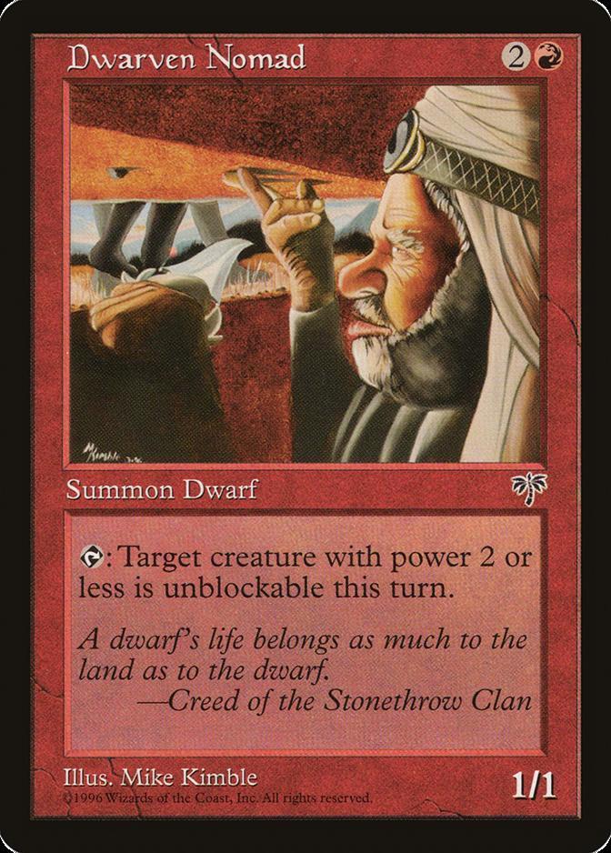 Dwarven Nomad [MI]