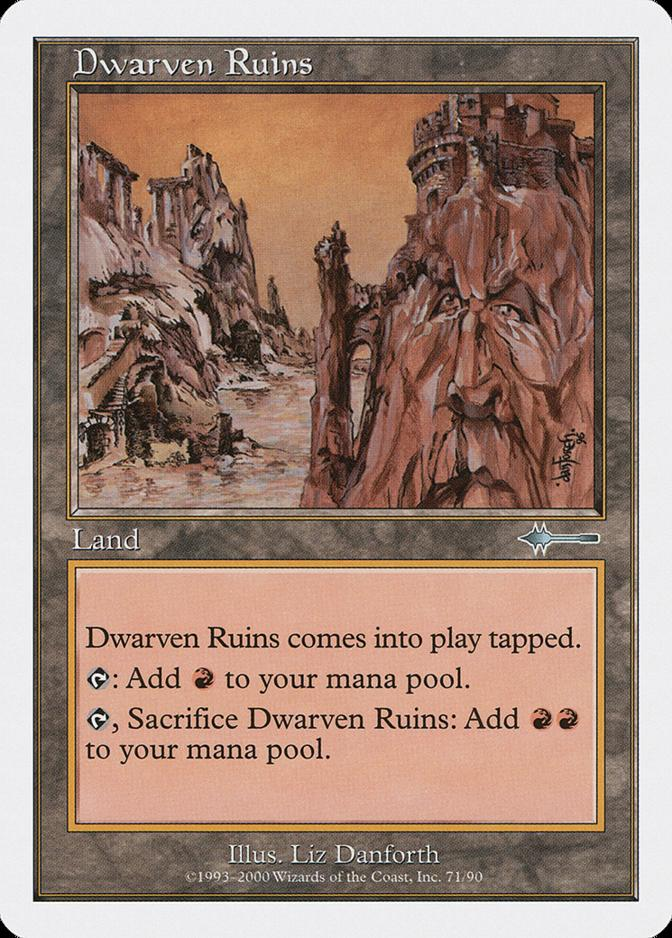 Dwarven Ruins [BTD]