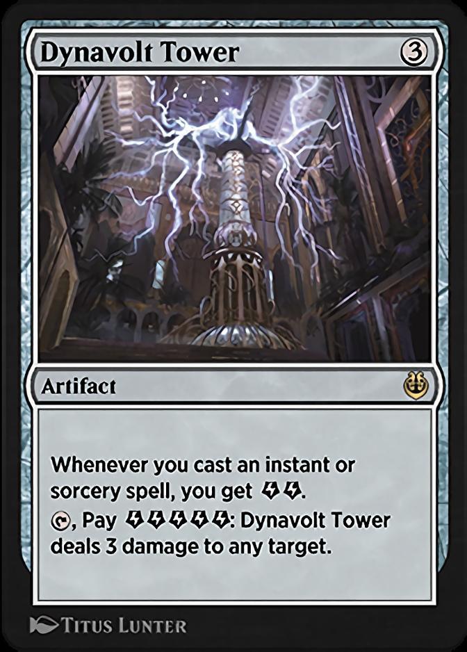 Dynavolt Tower [KLR]