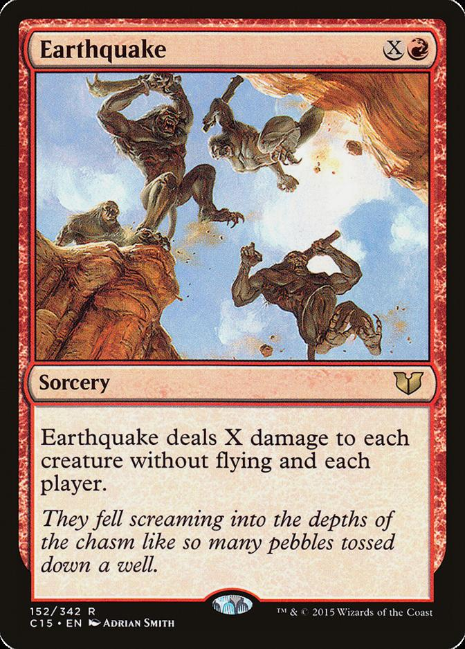 Earthquake [C15]