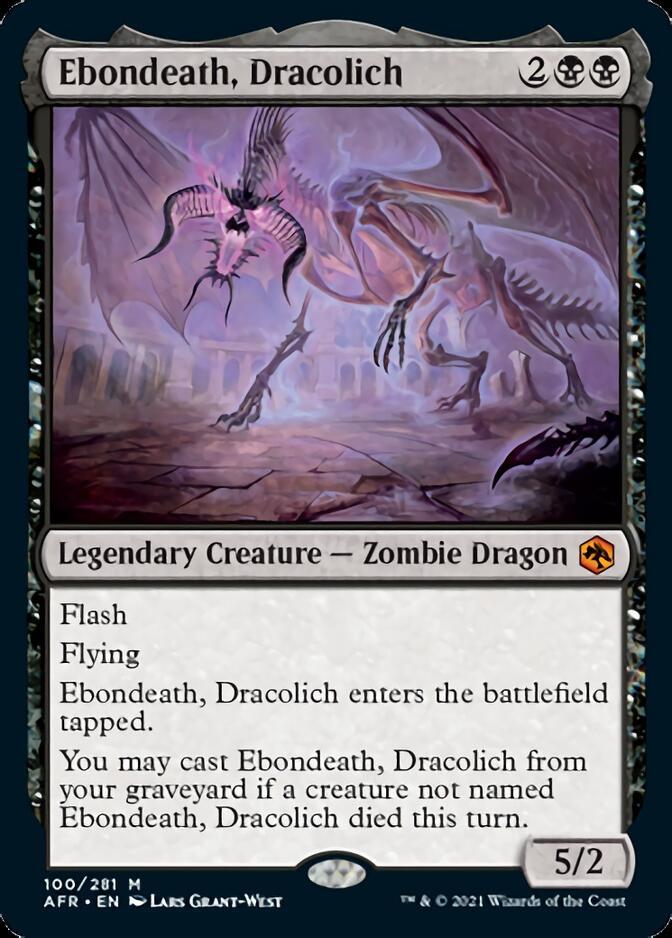 Ebondeath, Dracolich [AFR]