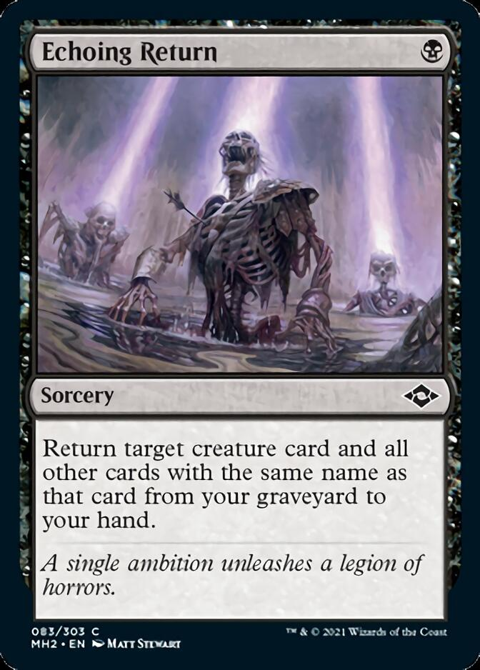 Echoing Return [MH2]