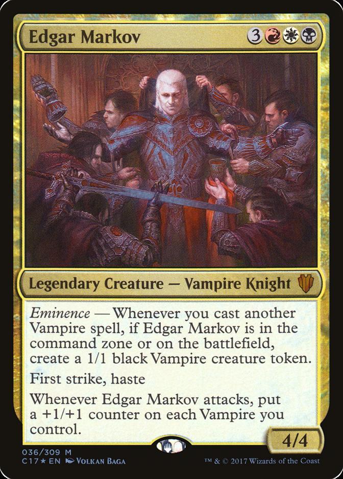 Edgar Markov [C17] (F)
