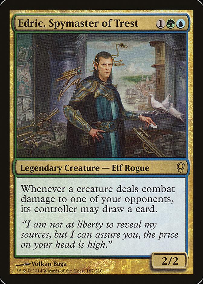 Edric, Spymaster of Trest [CNS]
