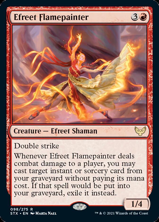Efreet Flamepainter [STX]