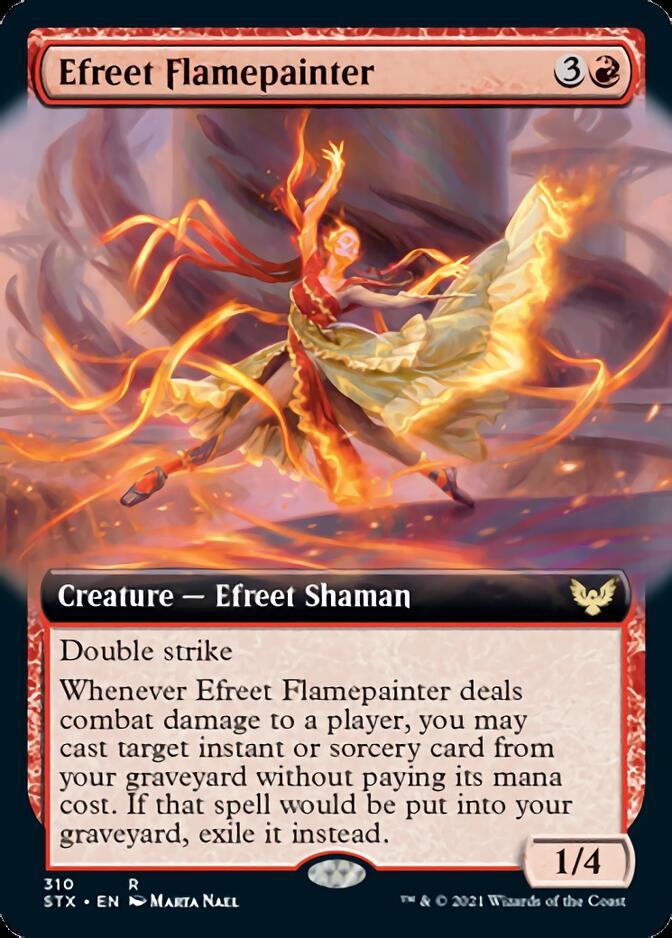 Efreet Flamepainter <extended> [STX]