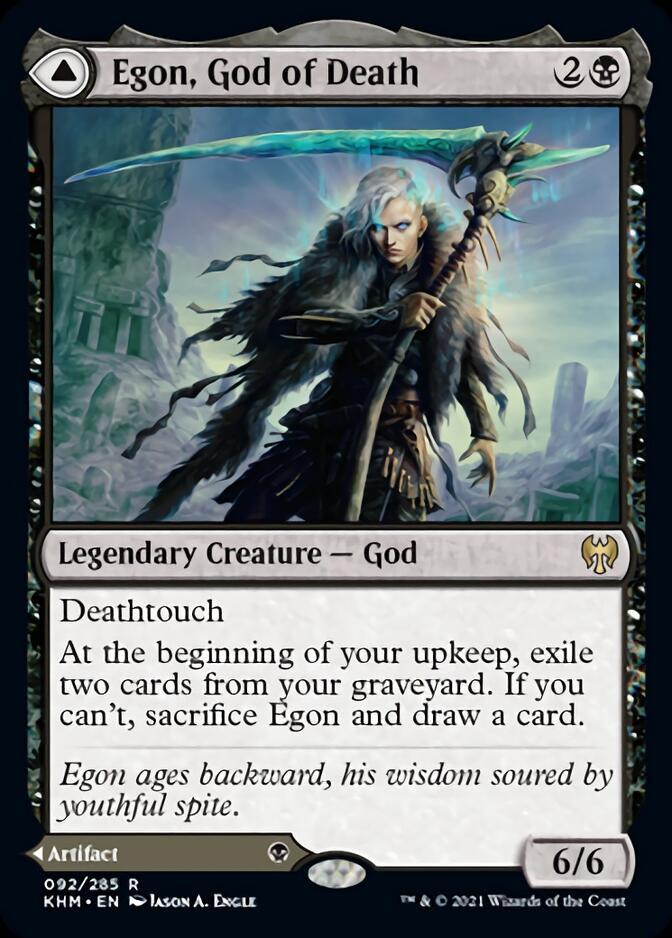 Egon, God of Death [KHM]