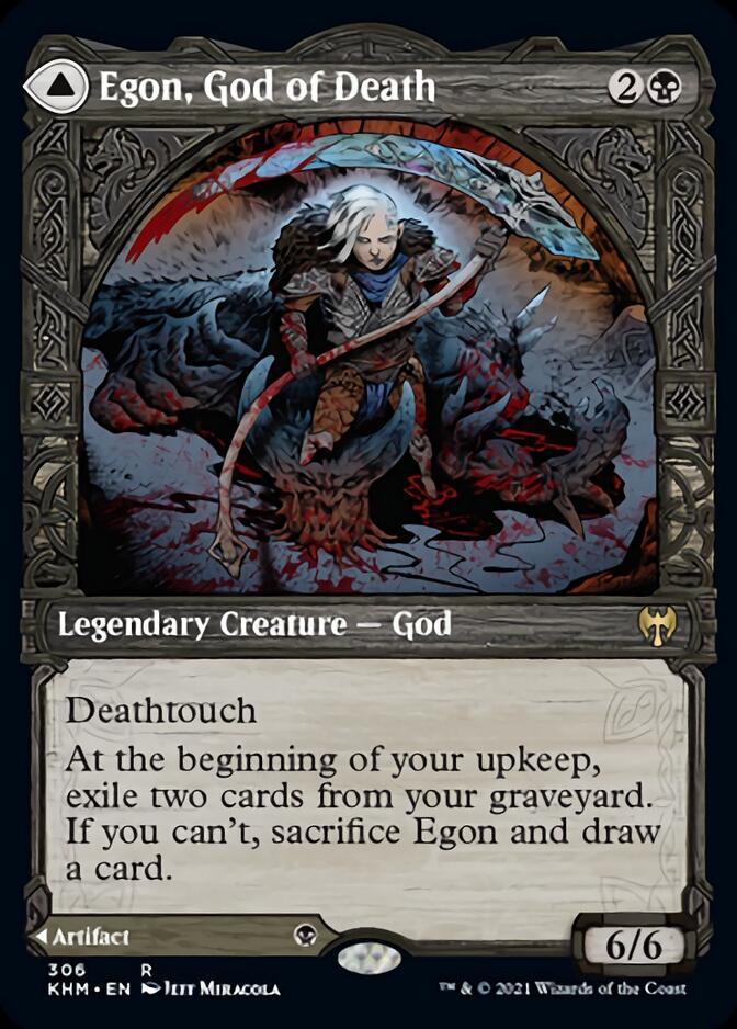 Egon, God of Death <showcase> [KHM]