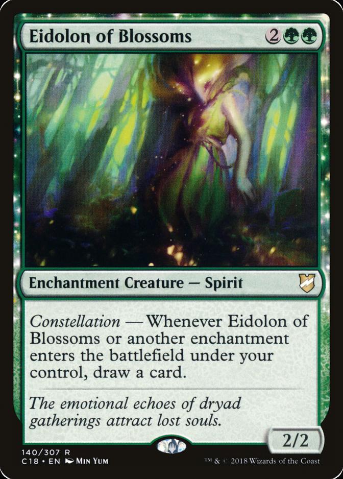Eidolon of Blossoms [C18]